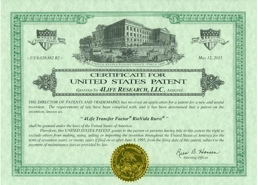 Patent-Riovida